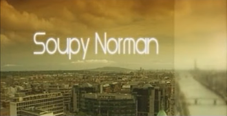 Soupy Norman - Title card for Soupy Norman