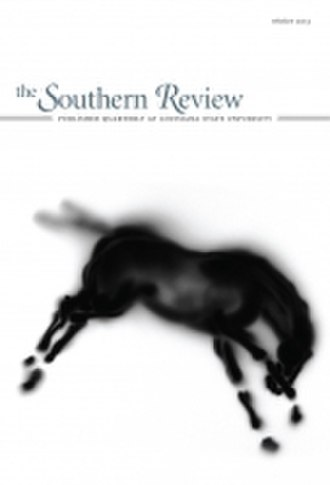 The Southern Review - Winter 2013 cover