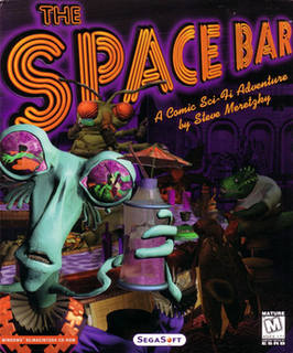 <i>The Space Bar</i> 1997 video game