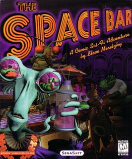 <i>The Space Bar</i>