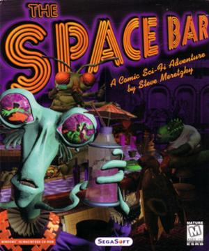 The Space Bar - The Space Bar Box Art