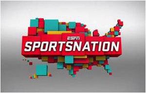 SportsNation (TV series) - Image: Sportsnation