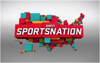SportsNation (TV program) - Image: Sportsnation