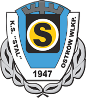 Stal Ostrów Wielkopolski - Image: Stal Ostrów Wielkopolski logo