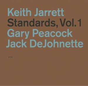 Standards (Jarrett album) - Image: Standards Vol. 1