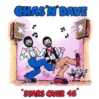 Stars Over 45 - Image: Stars Over 45 cover