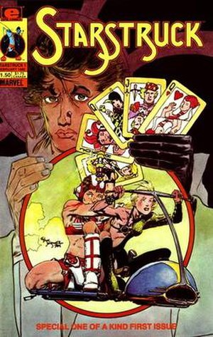 Starstruck (comics) - Image: Starstruck 01