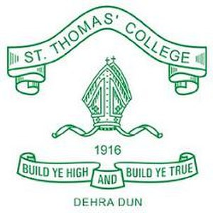 St. Thomas' College, Dehradun - Image: Stc colour logo copy 2