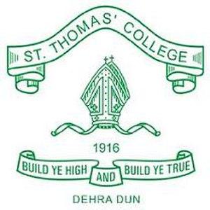 St. Thomas' College, Dehradun - Image: Stc colour logo copy 2