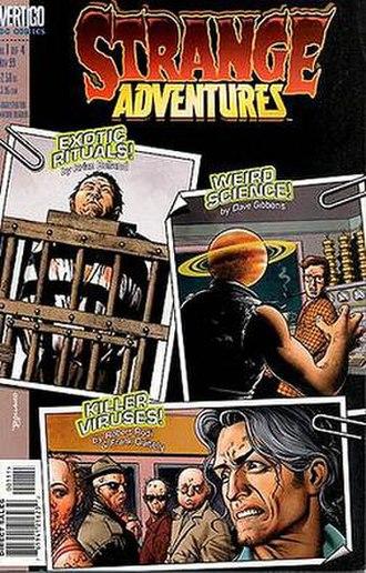 Strange Adventures - Image: Strange Adventures 1 1999