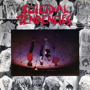 Suicidal Tendencies (album) - Image: Suicidal Tendencies Album