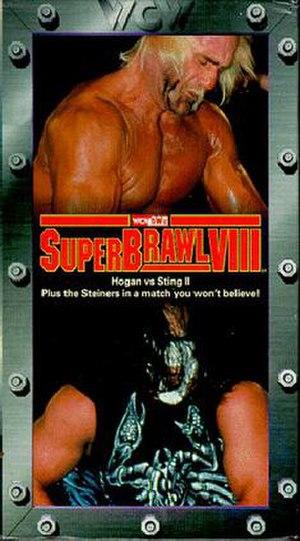 SuperBrawl VIII - Image: Super Brawl VIII