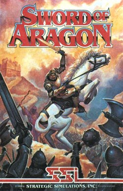 Sword of Aragon box art