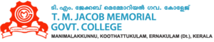 Government College, Manimalakkunnu - Image: TMJMGCM logo