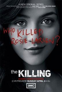 <i>The Killing</i> (season 1) Season of television series