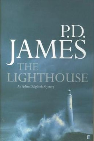 The Lighthouse (James novel) - Cover of the first edition
