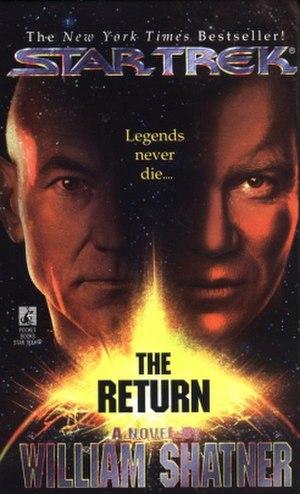 The Return (Shatner novel) - Image: The Return