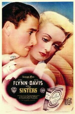 The Sisters (1938 film) - Theatrical release poster