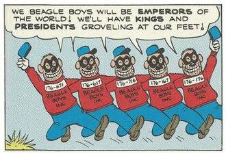 Beagle Boys - Image: The Beagle Boys