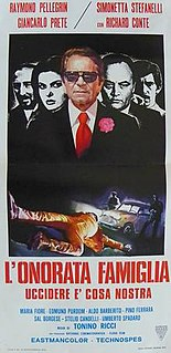 <i>The Big Family</i> 1973 film by Tonino Ricci