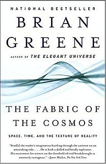 <i>The Fabric of the Cosmos</i> book