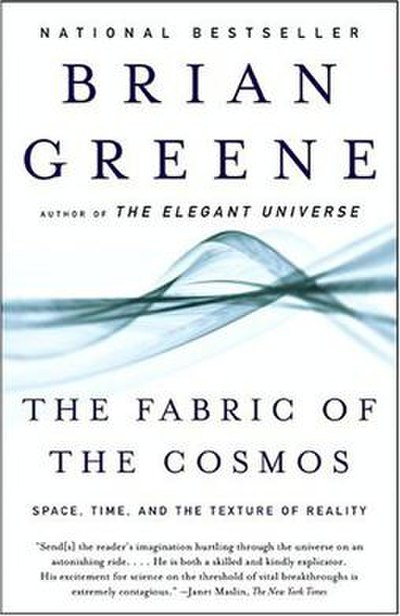 Picture of a book: The Fabric Of The Cosmos