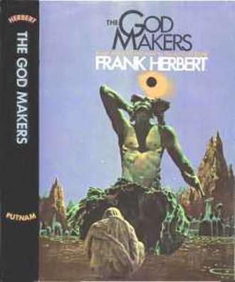 The Godmakers (novel) - Image: The Godmakers (1972)