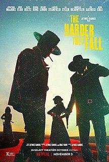 <i>The Harder They Fall</i> (2021 film) 2021 film