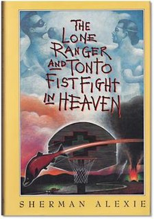 <i>The Lone Ranger and Tonto Fistfight in Heaven</i> book by Sherman Alexie