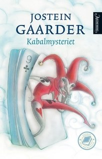 <i>The Solitaire Mystery</i> book