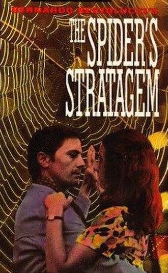 The Spider's Stratagem - Image: The Spider's Stratagem