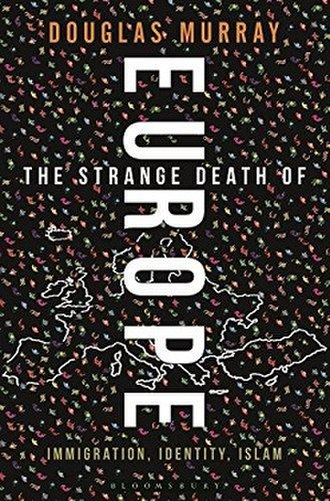 The Strange Death of Europe - Cover of the first edition