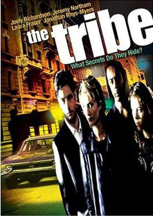 The Tribe (1998 film) - Image: The Tribe Video Cover