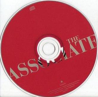 The Associate (soundtrack) - Image: Theassociatedisc