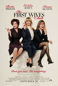 The First Wives Club full movie (1996)