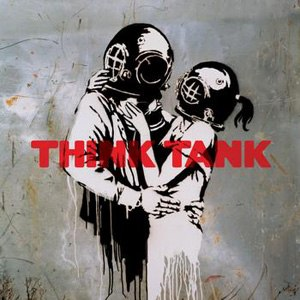Think Tank (Blur album) - Image: Think tank album cover