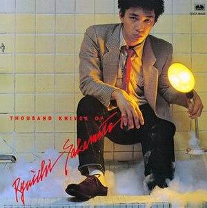 Thousand Knives - Image: Thousand Knives of Ryuichi Sakamoto