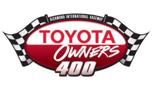 Toyota Owners 400 - Image: Toyota owners 400 logo