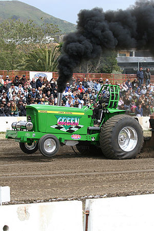 Tractor pulling - Zetor Pulling Tractor