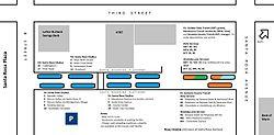 Kaiser Santa Rosa Campus Map.Santa Rosa Transit Mall Wikipedia