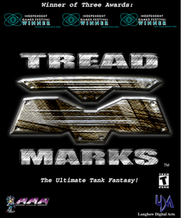 Tread Marks box cover