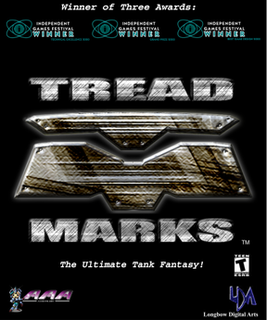 Tread Marks 2000 video game