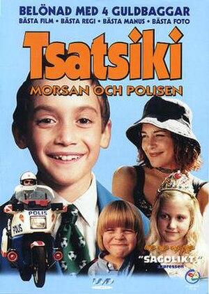 Tsatsiki, morsan och polisen - Image: Tsatsiki, morsan och polisen