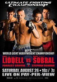 UFC 62 UFC mixed martial arts event in 2006