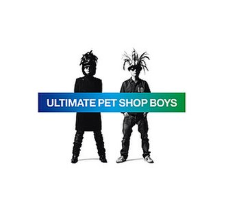 Ultimate (Pet Shop Boys album) - Image: Ultimate PSB