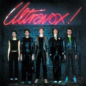 Ultravox! (album) - Image: Ultravox ultravox