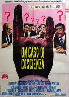 <i>Un caso di coscienza</i> 1970 film