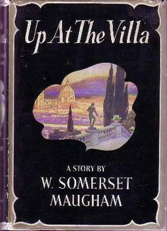 Up at the Villa - First edition