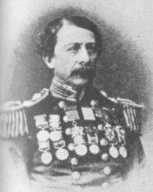 George Fiott Day - Image: VC George Fiott Day