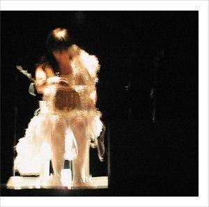 Vespertine Live - Image: Vespertine Live CD cover